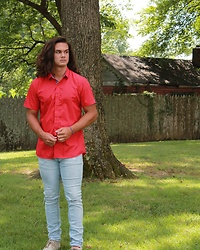 La Mode Men's -  - ALL Trimmed Short Sleeve Shirts $26.99 | Summer never looked