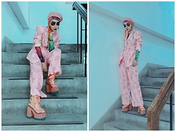 Wednesday Wu -  - Cool Pink!