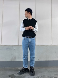 ★masaki★ - Neuw Denim Jeans, Eytys Angel, Vitaly Rings - Autumn Look