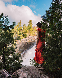 Jo Haughton -  - High Falls at Bracebridge