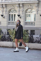 Claudia Villanueva - Loavies Blazer, Loavies T Shirt, Asos Boots - Rock The City