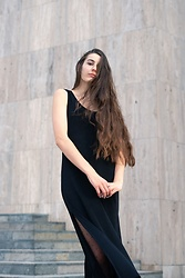 Dominika Kosik -  - Vintage Maxi Dress