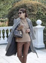 Georgina Moreno -  - Autumn look