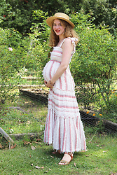 Kayla J - Tigerlily Maxi Dress - 34 Weeks