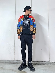 ★masaki★ - R13 Denim Xover, Eytys Angel - Vintage Jacket