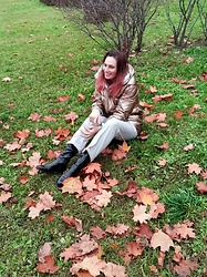 Natalyushka -  - Every leaf speaks bliss to me....