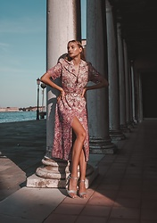 Dasha - Là Fuori Dress - Luxury Dress