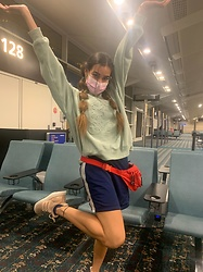 Maysi -  - Airport Fit Pic