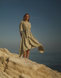 Dasha - Zara Dress - By the sea