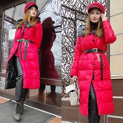Muza_tvoy@1 S -  - Outfit  red