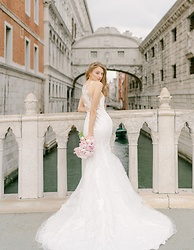 Dasha - Rosa Clará Wedding Dress - Wedding