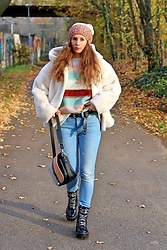 Rimanere Nella Memoria - More & Winter Jacket, G Star Raw Jeans, Zara Boots - Casual Winter Outfit
