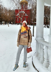 Natalyushka -  - Cold winter, warm wishes...
