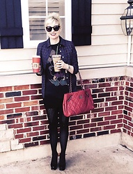 Shannon D - Chanel Bag, Band Of Outsiders Shirt, Saint Laurent Heels - Coffee Break