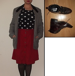 Selina - Ebay Button Up Skirt - Everyone's obsessed with sea shanties on Tumblr