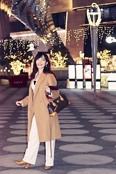 Vinas Huang -  - A must-have wool coat