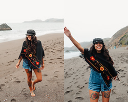 Martha Reyna -  - Winter Beach Hangs