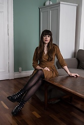 Andrea Funk / andysparkles.de -  - Dress with Boots