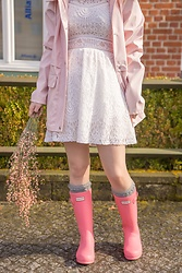 Hasche - Hunter Boots - Hunter wellies in spring