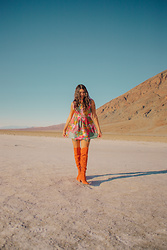 Martha Reyna -  - Brightest thing at the Salt Flats