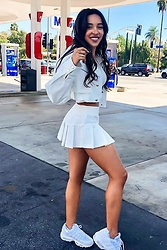 Cindy Mindi - White Baddie Aesthetic Outfits - White Baddie aesthetic outfits