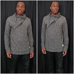 Thomas G - Viva Shirt New York Sweater - Sweater | Wax Coated Denim