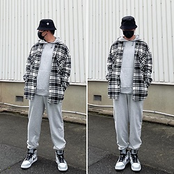 ★masaki★ -  - Collusion Sweat suit